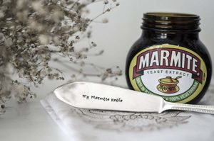 Amazon Handmade My-Marmite-Knife-Engraved-Vintage valentines
