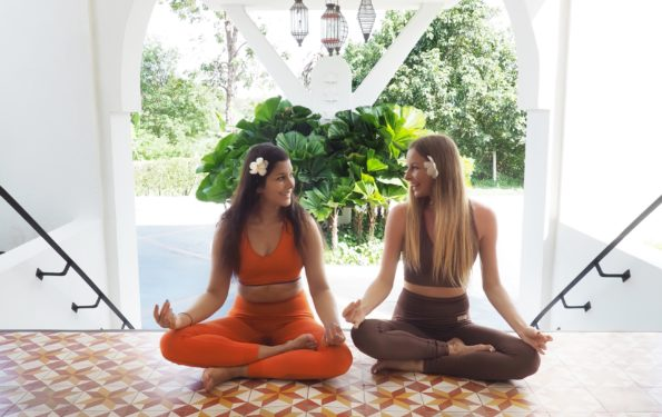 Absolute sanctuary best Thailand yoga retreats Blonde Flamingo Bonnie Rakhit