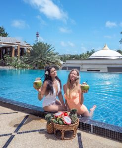 Absolute sanctuary best Thailand fitness yoga retreats Blonde Flamingo Bonnie Rakhit