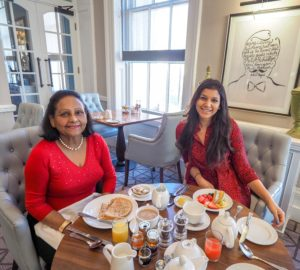 sofitel queens hotel cheltenham hotel breakfast eggs mothers day weekend