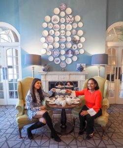 Where To Take Your Mum For The Perfect Mother's Day Weekend afternoon tea Bonnie Rakhit