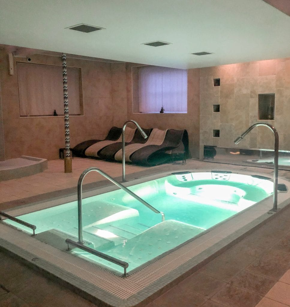 best spas in cheltenham chapel spa bonnie Rakhit mothers day package jacuzzi