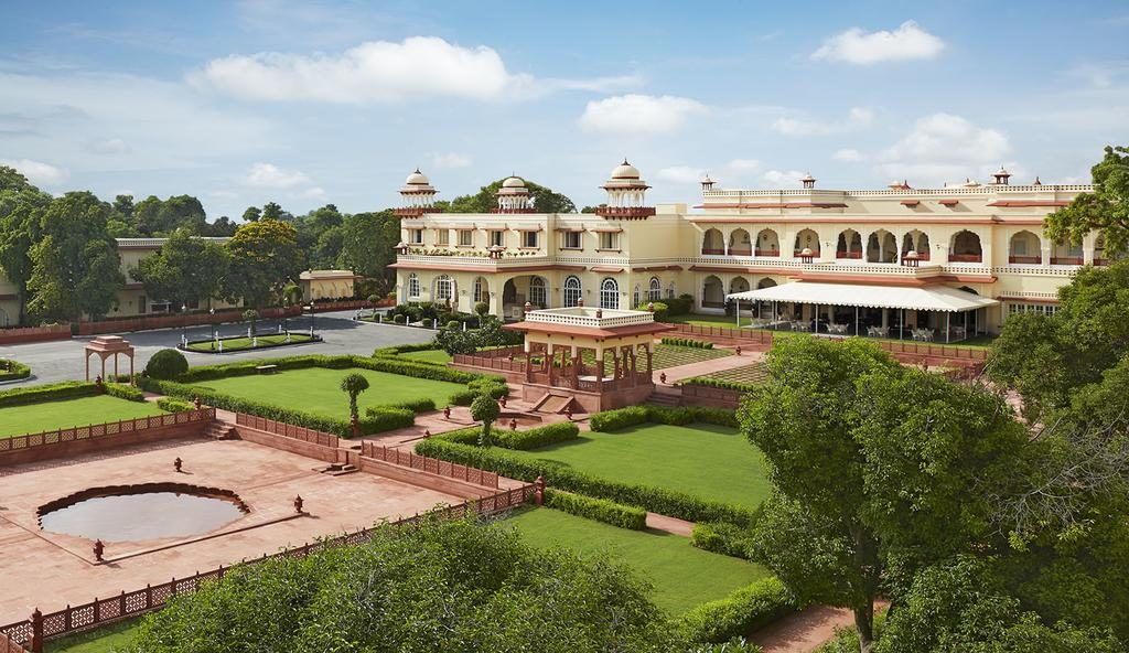 Taj Jai Mahal Palace where to stay in luxury Jaipur for sitseeing