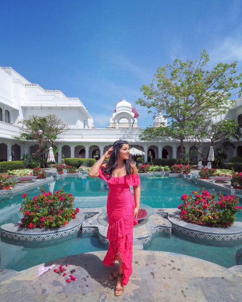 Staying at Taj Lake Palace Hotel, Udaipur - Bonnie Rakhit luxury hotels