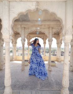 How to shoot 10 Best Instagram locations Rajasthan, India plus Taj Mahal Photography tips bonnie rakhit style traveller rooftop