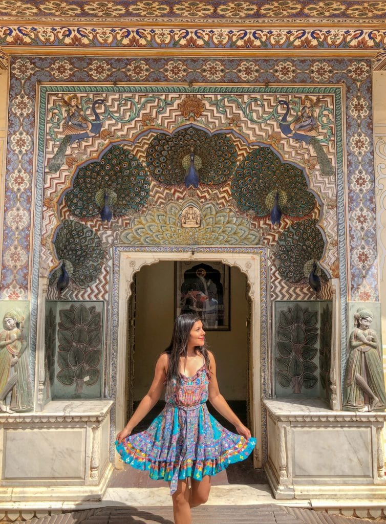 How to shoot 10 Best Instagram locations Rajasthan, India plus Taj Mahal Photography tips bonnie rakhit style traveller peacock gate