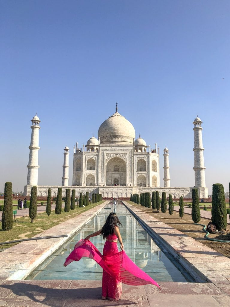10 Best Instagram locations Rajasthan, India plus Taj Mahal Photography tips bonnie rakhit style traveller