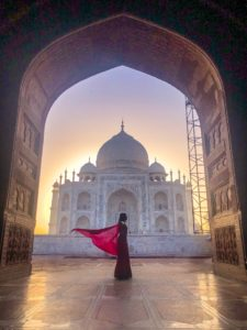 tips how to take amazing pictures of Taj Mahal photography Bonnie Rakhit