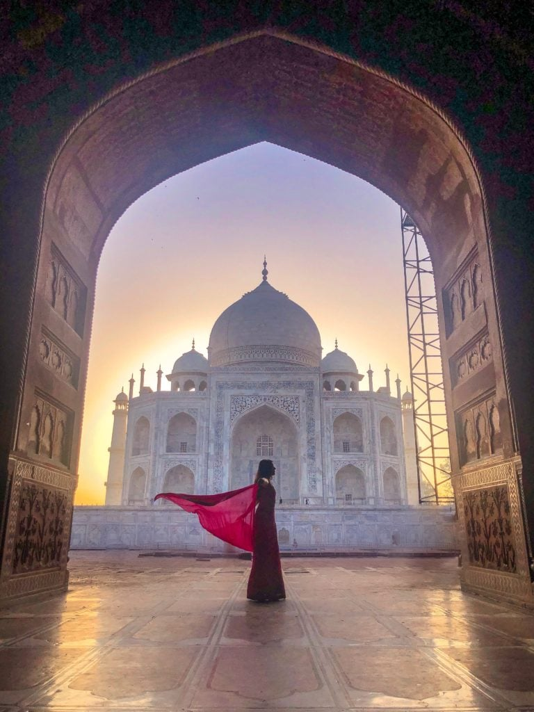 How to photograph the taj mahal best instagram locations india jaipur