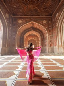how to take amazing pictures of Taj Mahal Bonnie Rakhit