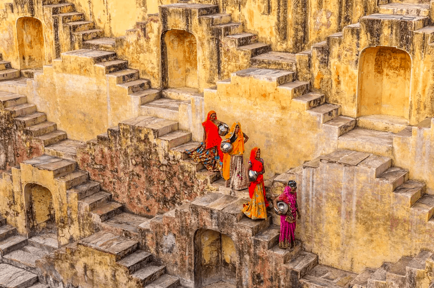 amer step well hadynyah/Getty Images