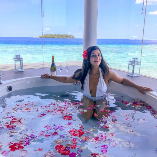 The Westin Maldives Miriandhoo Resort Bonnie Rakhit the style traveller where to stay Maldives