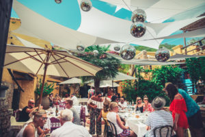 most fun hotels in Ibiza Pikes sunday brunch