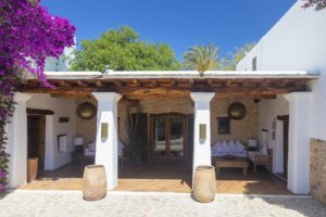 Atzaro hotel traditional spanish finca beautiful interiors