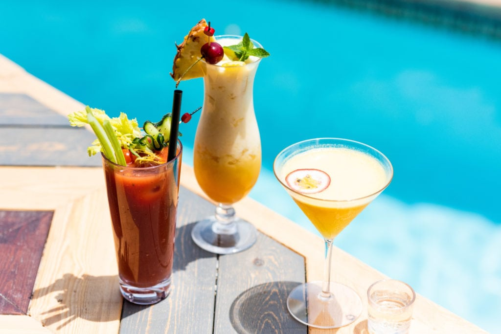 best restaurants ibiza cocktails