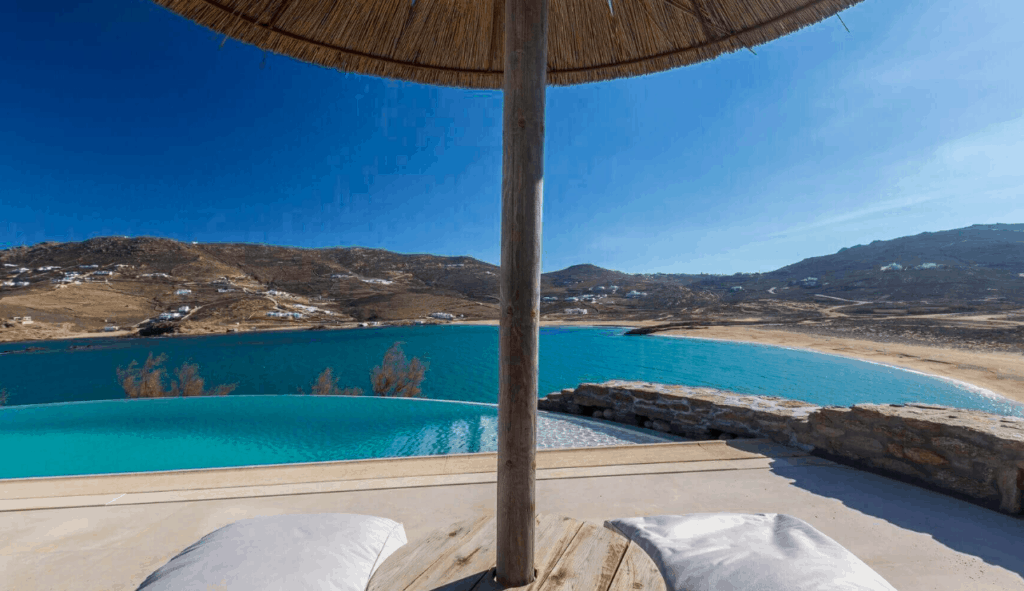 Exclusive luxury villas in mykonos