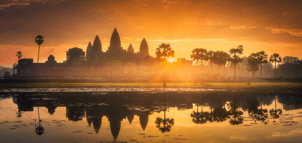 Angkor wat avani hotel cambodia best sites to visit tomb raider film location sunset
