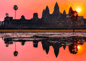 24 hours in Cambodia, Siem Reap and Angkor Wat Photo Tips