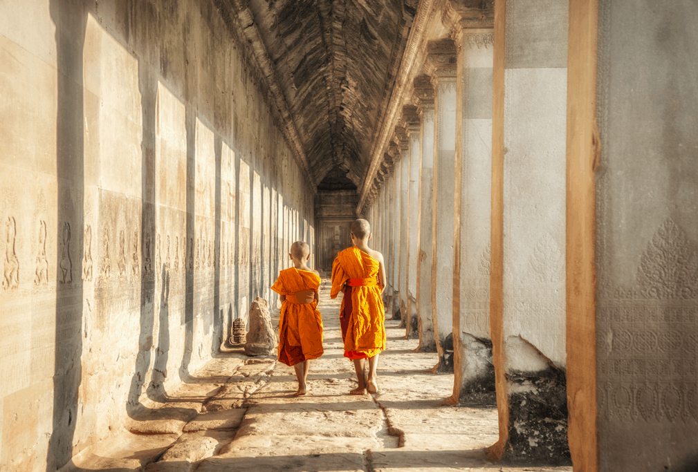 Angkor wat avani hotel cambodia best sites to visit buddhist monks