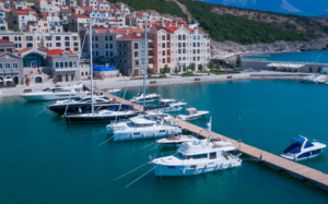 Chedi Montenegro design hotels best hotels ports marine yachts