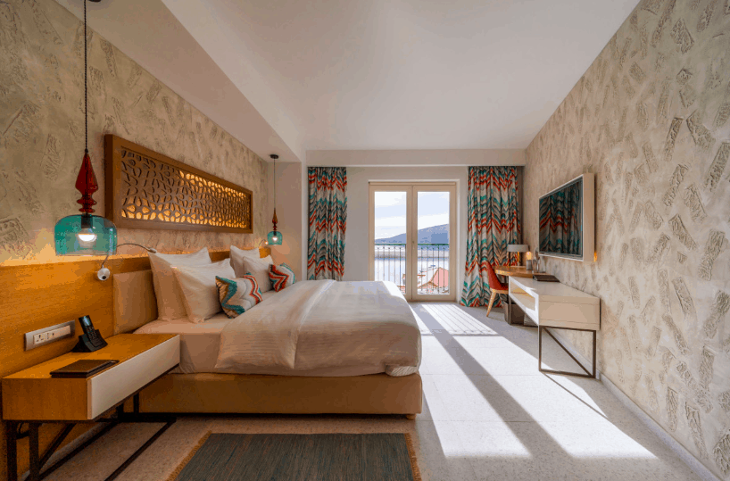 Chedi montenegro suite interiors where to stay design hotel