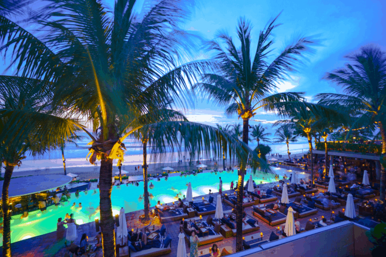 potato-head-beach-club-best nights out in bali where to party