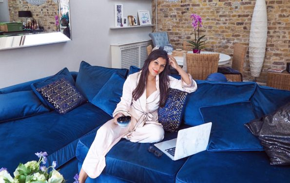 How to make the most out of working from home during corona virus - Bonnie Rakhit top tips digital nomad
