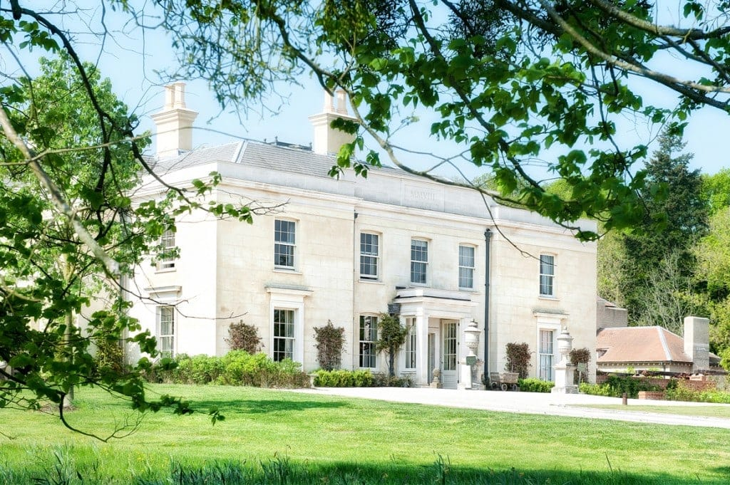 Limewood house and estate best uk spas and country retreats