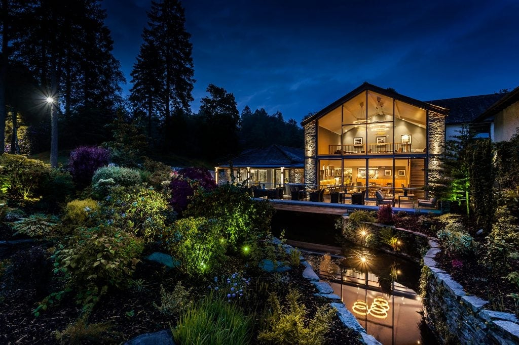 Brimstone Lake district best uk spas and country retreats
