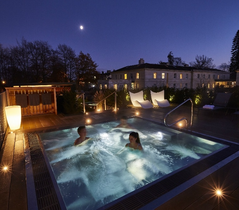 Ruddington Park Uk's best spas and retreats swimming pool