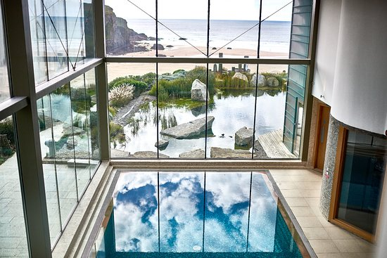 Scarlet cornwall Uk's best spas and retreats