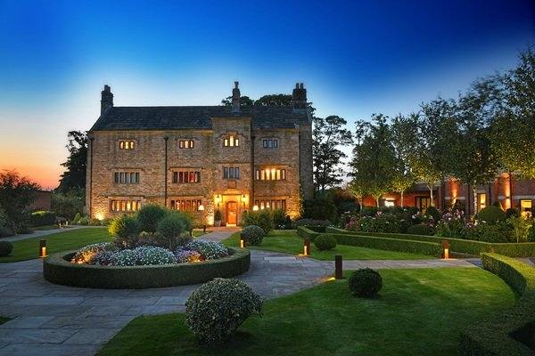 Stanley House hotel Blackburn lancashire Uk's best spas and retreats