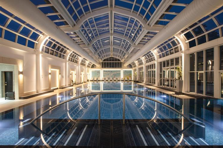 Four seasons hotel hampshire swimming pool
