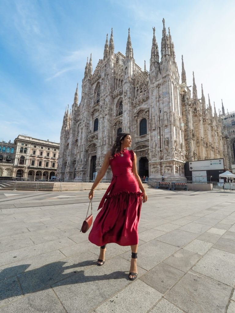 Milan – Fashion Trip Itinerary & Best Instagram Locations