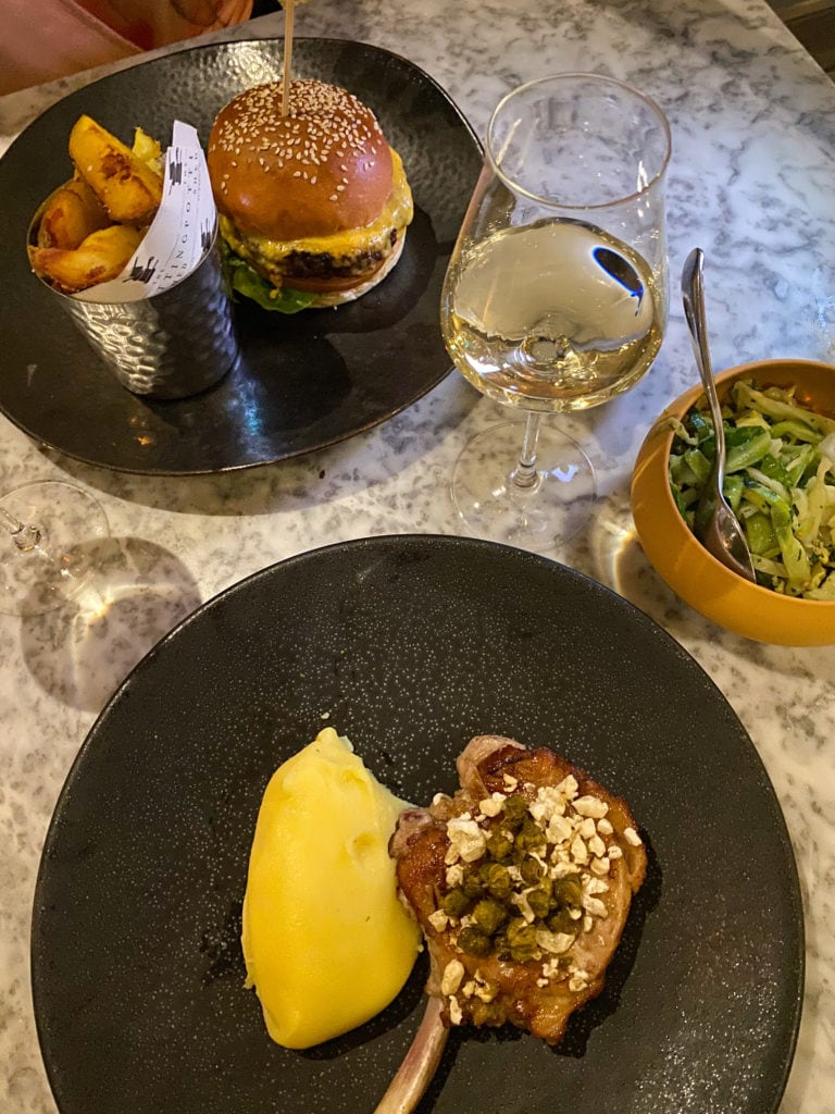 Dormy House dinner and restaurants Cotswolds UK