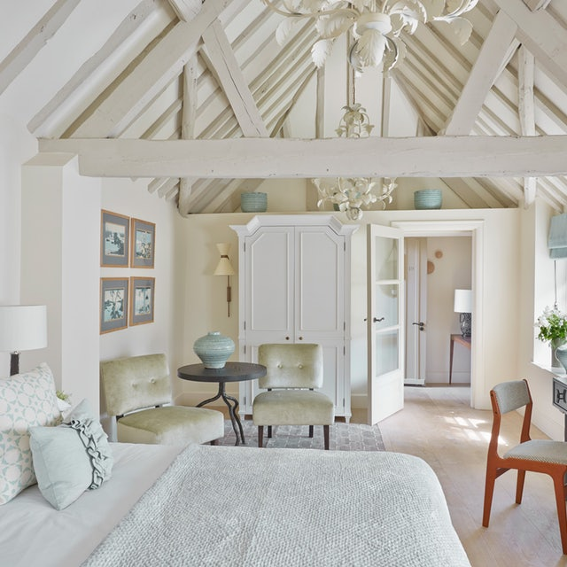 Dormy house bedroom interiors cotswold retreat beautiful decoration