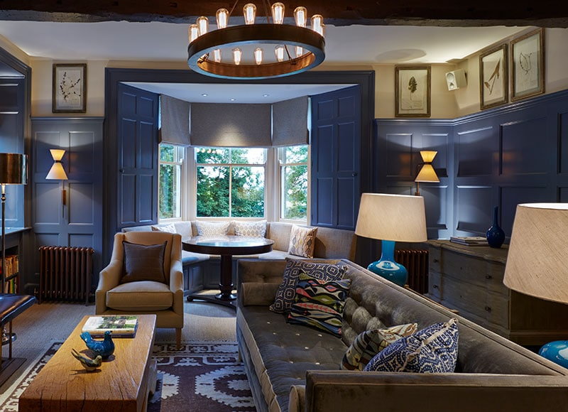 Dormy house interiors cotswold retreat